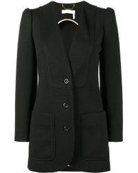Chloé - Wool Jacket - Lyst