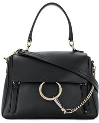 Chloé - Faye Day Small Leather Shoulder Bag - Lyst