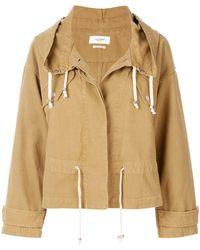 Étoile Isabel Marant | Lagilly Cotton Jacket | Lyst