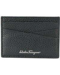 Ferragamo - Branded Cardholder - Lyst