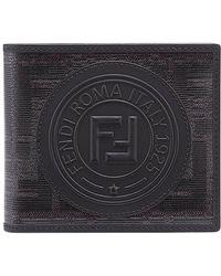 Fendi - Leather Wallet - Lyst