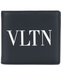 Valentino - Leather Wallet - Lyst