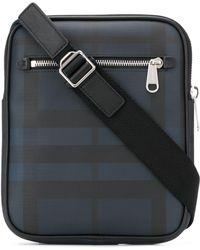 Burberry - Harry Crossbody Bag London Check - Lyst