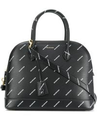 Balenciaga - Top Handle Medium Handbag - Lyst