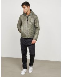 C P Company - Mens Goggle Lightweight Jacket - Online Exclusive Olive - Lyst