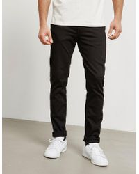 PS by Paul Smith - Mens Slim Lightweight Stretch Jeans Black - Lyst