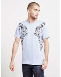Iuter - Nepal Double Tiger Short Sleeve T-shirt Lilac - Lyst