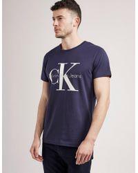 CALVIN KLEIN 205W39NYC - True Icon Short Sleeve T-shirt - Lyst