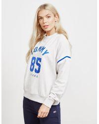 Tommy Hilfiger - Tommy Jeans 85 Logo Sweatshirt - Lyst