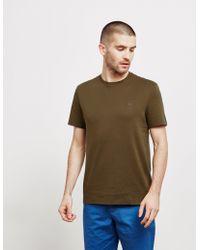 fd0f67ab Michael Kors - Short Sleeve Sleek T-shirt Olive - Lyst