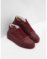 ETQ Amsterdam Mt02 Low Sneakers - Online Exclusive Red