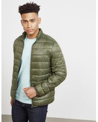Barbour - Mens Penton Quilted Jacket Olive - Lyst