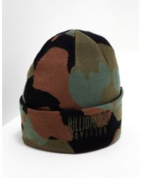 0e800427 Carhartt Camouflage Bucket Hat in Natural for Men - Lyst