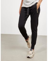 Barbour - Womens International Backmarker Track Trousers Black - Lyst