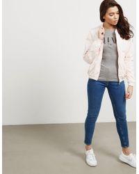 Pyrenex - Womens Jasmin Lightweight Jacket - Online Exclusive Pink - Lyst