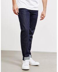 Edwin - Ed-55 Kingston Regular Tapered Jeans Blue - Lyst