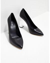 Michael Kors - Womens Paloma Heels - Online Exclusive Black - Lyst