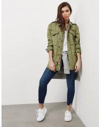 Polo Ralph Lauren - Combat Jacket Green - Lyst