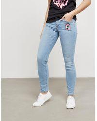 Versus - Womens Versus Jeans Blue - Lyst