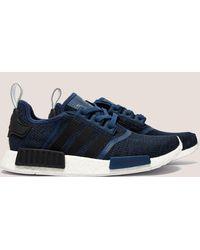 Adidas Originals Herren Nmd Nmd Herren R2 Grau/Weiß in Gray for Men Lyst 281608