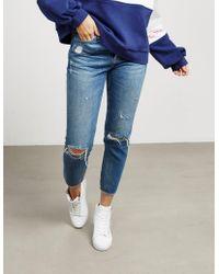 Tommy Hilfiger - Womens Zzy Denim Jeans - Online Exclusive Blue - Lyst