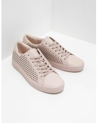 Michael Kors - Womens Irving Trainers Pink - Lyst