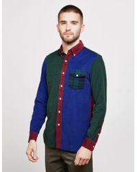 Polo Ralph Lauren - Mens Slim Corduroy Long Sleeve Shirt - Online Exclusive Multi - Lyst