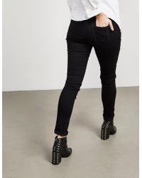 Vivienne Westwood - Womens Super Skinny Jeans - Online Exclusive Black - Lyst