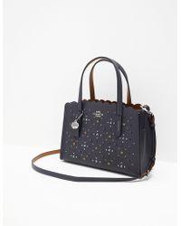 COACH - Womens Prairie Rivet Charlie Carryall Bag Navy Blue - Lyst