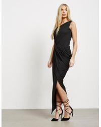 Vivienne Westwood - Womens Anglomania Vian Dress Black - Lyst