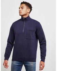 Edwin - Men's Popover Sweatshirt - Lyst