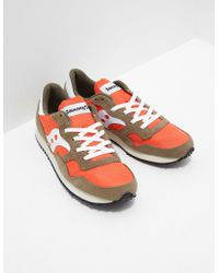 Saucony - Mens Dxn Og Orange - Lyst