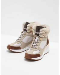 Michael Kors - Scout Boot Brown - Lyst
