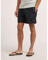 Polo Ralph Lauren - Mens Hawaiian Shorts Black - Lyst