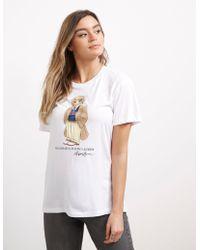 Polo Ralph Lauren Big Bear Short Sleeve T-shirt White