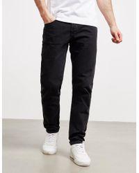 Barbour - A701 Slim Jeans Black - Lyst