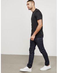 Michael Kors - Mens Short Sleeve Sleek T-shirt Black - Lyst