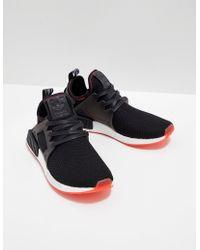 Adidas Originals   Mens Nmd Xr1 Black/white   Lyst