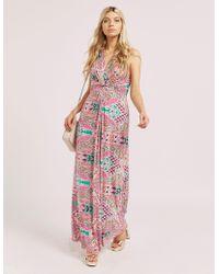 Ilse Jacobsen - Womens Paisley Maxi Dress Pink - Lyst