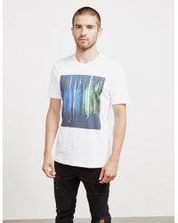 Pal Zileri - Mens Flashbox Short Sleeve T-shirt White - Lyst