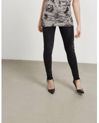 Vivienne Westwood - Anglomania Super Skinny Jeans Black - Lyst