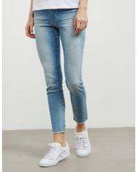 BOSS - Womens J11 Skinny Jeans - Online Exclusive Blue - Lyst