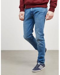 Edwin - Mens Ed-85 Pacific Slim Tapered Jeans Blue - Lyst