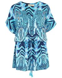 Beachgold - Mojito Mini Dress - Lyst