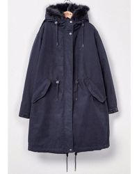 Parka London   Connie 3 In 1 Parka Coat   Lyst