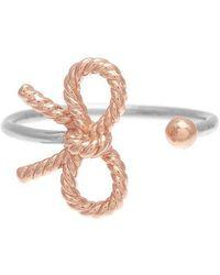 Olivia Burton - Vintage Bow Ring - Lyst