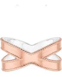 Anna Beck - Limited Edition Cross Ring - Lyst