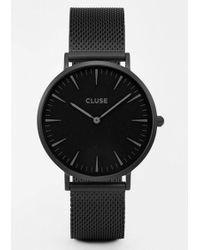 Cluse - La Boheme Mesh Watch - Lyst
