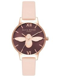 Olivia Burton - Midi 3d Bee Watch - Lyst
