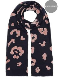 Lily and Lionel - Exclusive Roar Scarf - Lyst